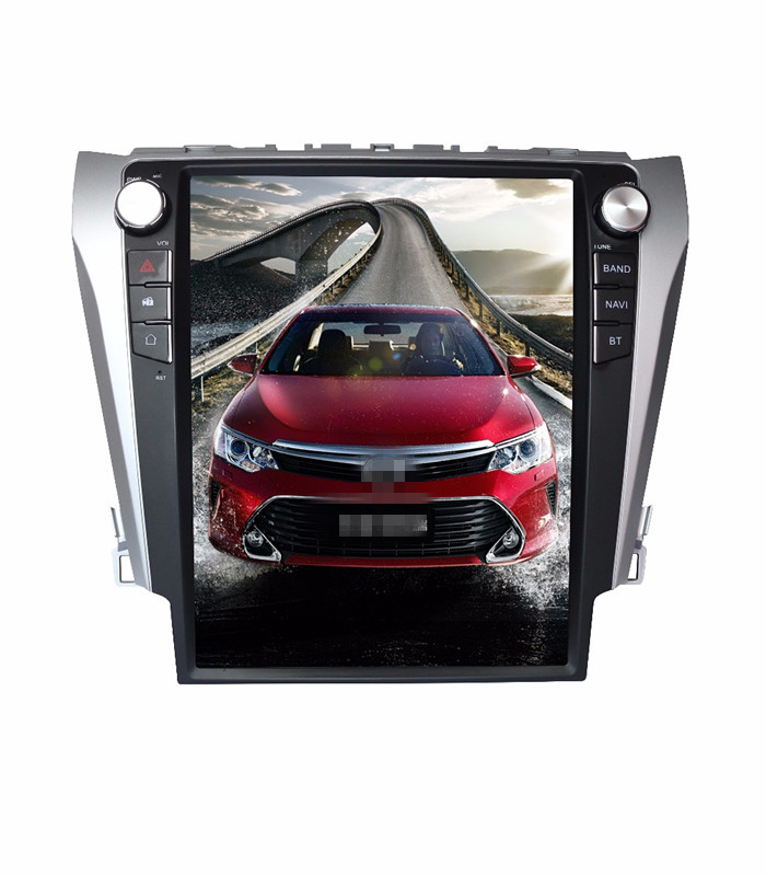 Chogath 2+32g vertical screen for Toyota camry 50 2014 2016