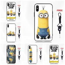minion bob iphone 7 case