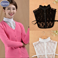 Wholesale and Retial Fashion Lace Detachable Stand False Collar For Women's