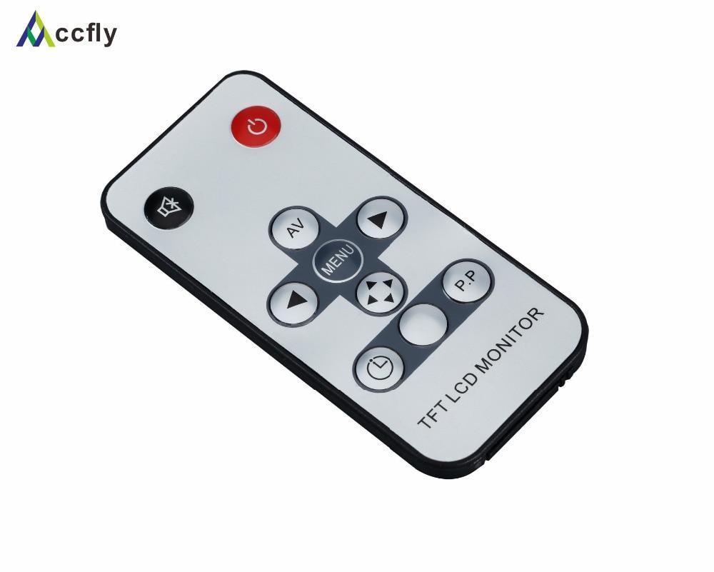 Accfly TFT LCD автомобилінің мониторы 5 - Автомобиль электроникасы - фото 5