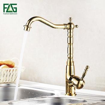 basin faucets black oil brass bathroom sink faucet 360 degree swivel dual handle kitchen washbasin mixer taps knf348 FLG Bathroom faucet Gold Brass 360 degree Kitchen Faucet Swivel Bathroom Basin Faucet Sink Mixer Tap Crane