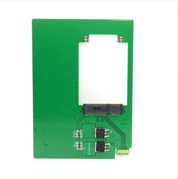 WD5000MPCK SFF-8784 SATA Express to mSATA Cards PCBA for UltraSlim Hard Disk SSD WD5000M22K WD5000M21K