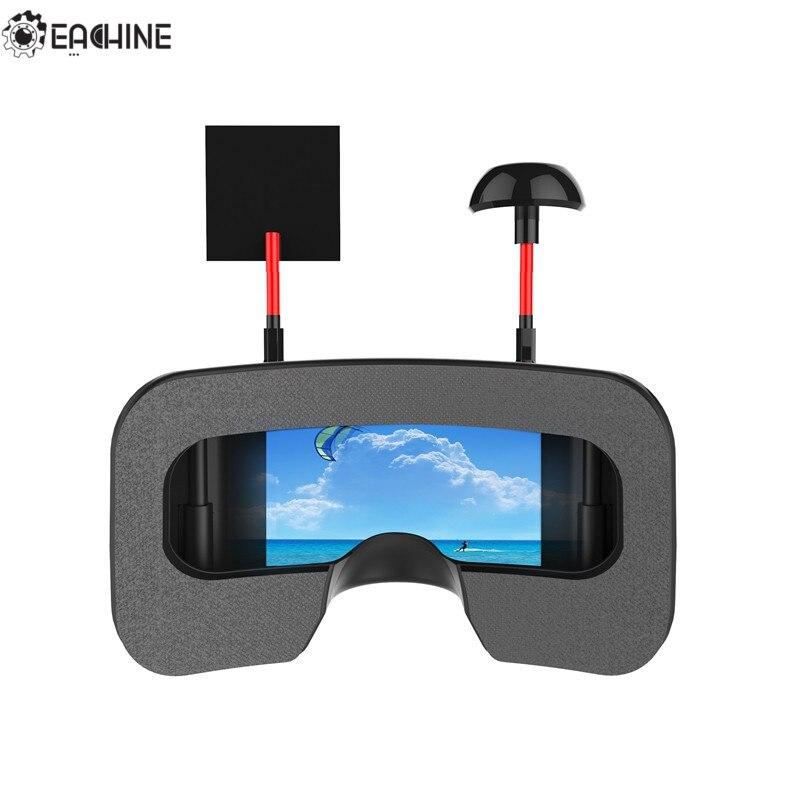 Eachine VR006 VR-006 3 Polegada 500*300 Tela 5.8G 40CH Mini FPV Óculos Construir em 3.7 V 500 mAh Bateria