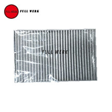 Air Conditioning Filter font b Car b font Cabin Filter Includes Activated Carbon for Tesla Model