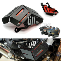 High Quality Red For Yamaha MT 09 MT09 2015 2016 Motorcycle CNC Aluminum Radiator Side Guard