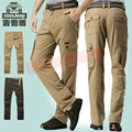 High Quality Men Pants Jeep Brand Cargo Pants 100% Cotton Tactical Cargo Pants Outdoors Casual Pants Male Trousers MP04