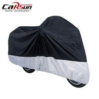 Carsun All Season Motorcycle Cover 190T Waterproof Outdoor Protection Durable Motor Scooter Covers M-XXXXL Size