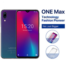 """Umidigi One Max 4G RAM 128GB ROM 6.3smartphone Android 8.1 12MP+5MP wireless charging Cell phone Mobile gsm 4g nfc octa core"""""""
