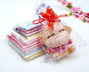 I MFINE 100pcs lot Gift Plastic Packing Package Bag 37db0f14beb5b