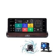 3G Android 5,0 автомобильный gps навигация дюймов 7 дюймов Bluetooth навигаторы автомобиль с DVR FHD 1080 автомобиль gps sat nav Бесплатная карты