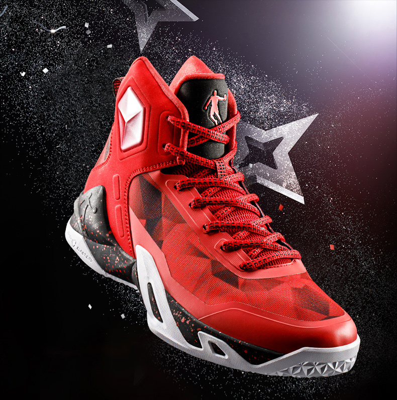 bf0a21261e59 Basketball shoes men s high-top sneakers star with the paragraph 2018 new  summer shock-absorbing wear boots shoes QIAO DAN