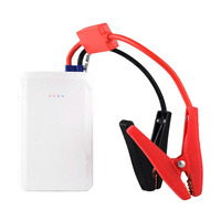 Portable Auto Cars Emergency Start Ultra Thin Car Jump Starter Multifunctional Power Bank 12V Battery Charger