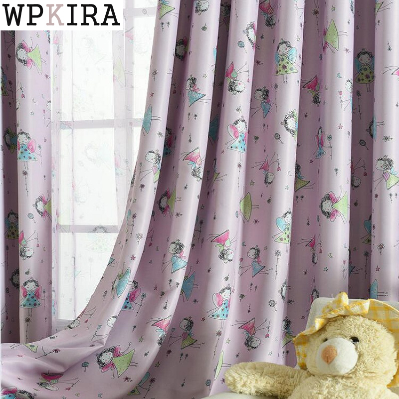 Buy cute blackout curtains for living - Childrens bedroom blackout curtains ...