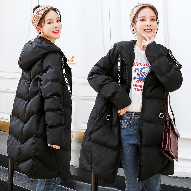 2XL Plus Maternity Winter Coat Hooded Jacket Thicken Down Coat Long Pregnancy Clothes Pregnant Outerwear Jackets Maternity Coat fashion maternity coat with fur hooded thicken winter coat for pregnant women jacket m 2xl plus pregnancy overcoat windbreaker