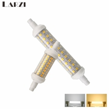 цена на LARZI LED Lamp R7S 6W 9W 12W 78mm 118mm 135mm SMD 2835 Lampada LED Bulb 220V 240V Corn Light Energy Saving Replace Halogen Light