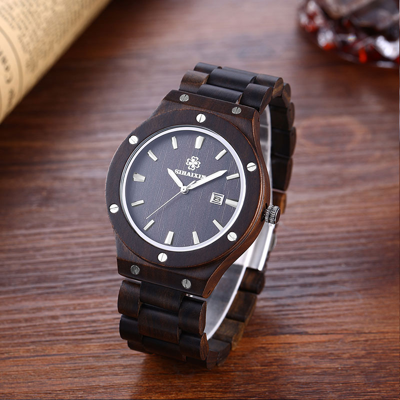 wood watch man calender12
