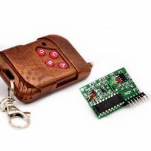 IC 2262/2272 315MHZ 4 Channel Wireless Remote Control Kits 4 key For Arduino