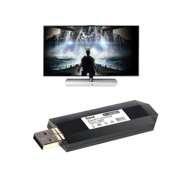 Reemplazo USB TV adaptador inalámbrico Wi Fi para Samsung Smart TV en lugar WIS12ABGNX WIS09ABGN EH5300 EH5400 ES5500