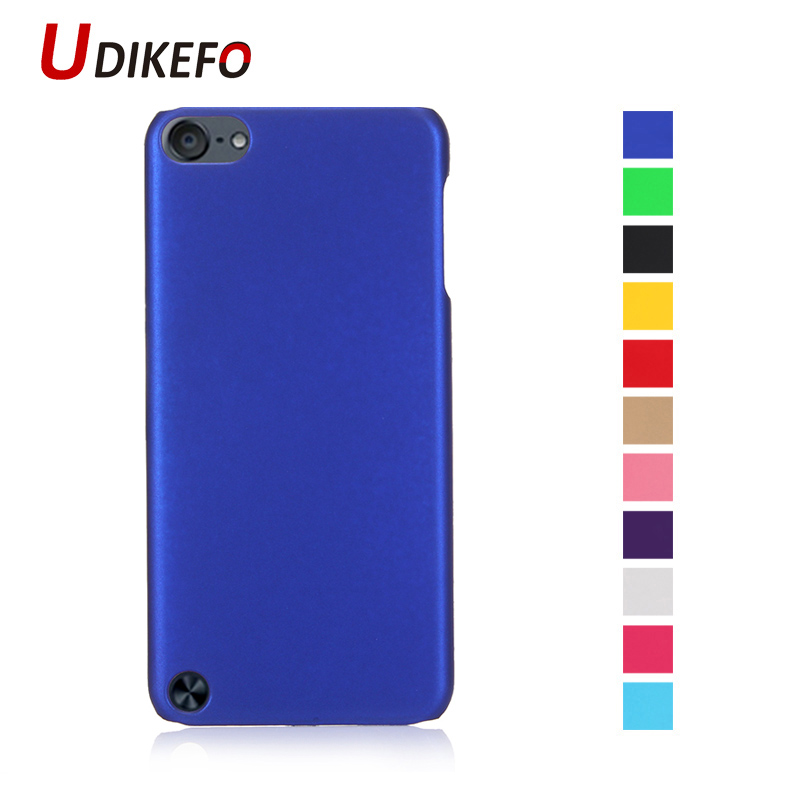 UDIKEFO For ipod touch 5 6 For iPhone 6 6S 7 8 Plus X Case PC Hard Cover Capa For iPhone 8 Plus 5 5S SE Mobile Phone Accessorie