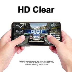 Image 3 - 3 個強化ガラス Huawei 社 Y5 2018 スクリーンプロテクター 2.5D 9 9h 保護フィルム Huawei 社 Y5 プライム 2018 にガラス