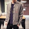 Ropa para hombre ropa para hombre tradicional Oriental tradicional chino ropa masculina 2016 nuevos mens ropa tradicional AA1669C