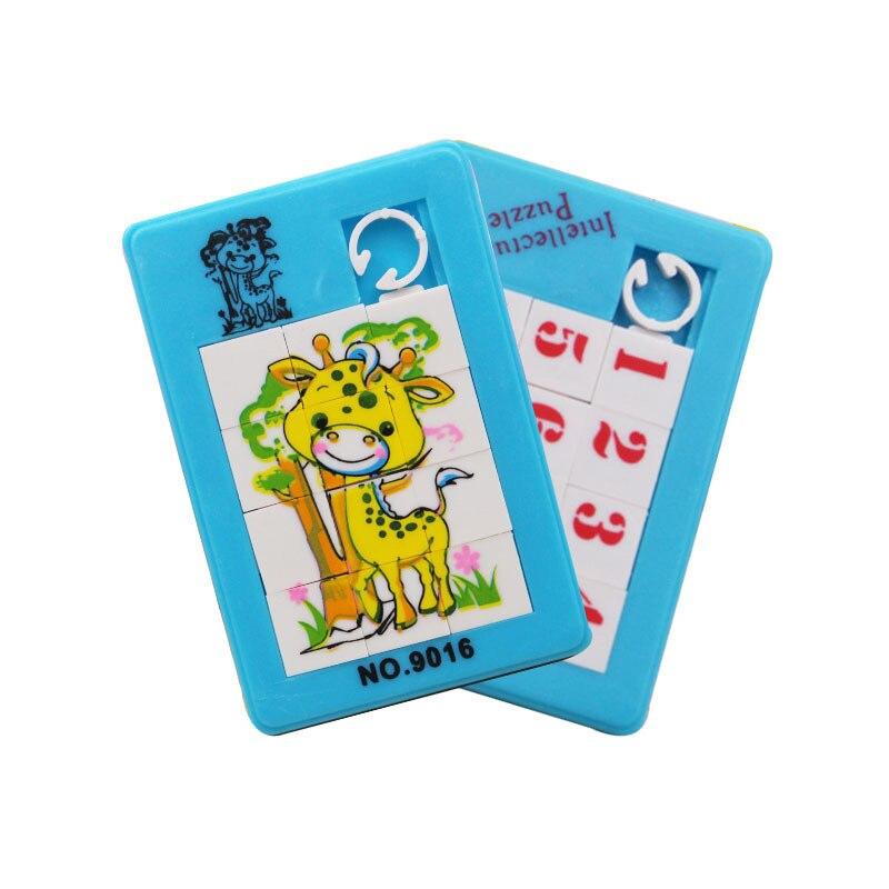 30 CM Puzzle en bois Puzzle jouets pour enfants bois dessin animé animaux Puzzles Intelligence enfants début jouets éducatifs pour les enfants