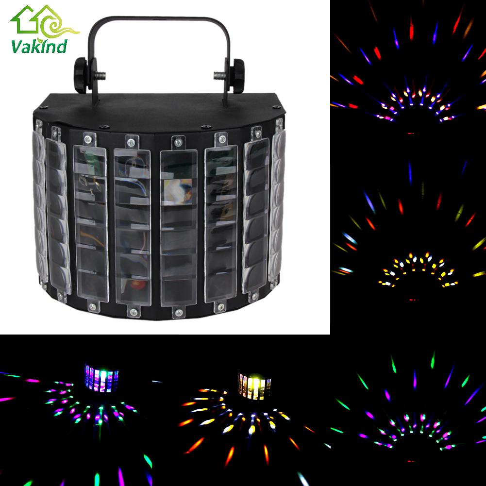 Led rgb dmx stage light effect portable bluetooth speaker for Home lighting effects