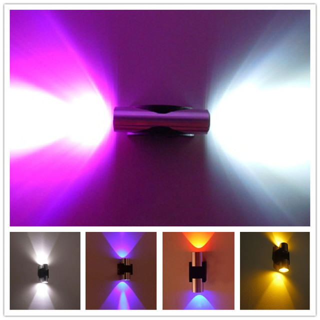 Led W Novol Wall Lamp Bedroom Bed Lighting Aisle Light Wall LIGHT - Cool lamps for bedrooms