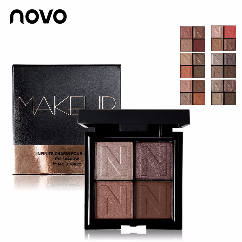 Beauty Essentials Search For Flights Wodwod Makeup Brand Baby Smooth 3 Color Matte Eye Shadow Palette Shimmer Eyeshadow Glitter Eyebrow Powder Natural Long-lasting Sturdy Construction