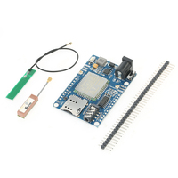 3 In 1 Module Shield IPEX Antenna DC 5 9V GPS GSM GPRS A7 Support Voice