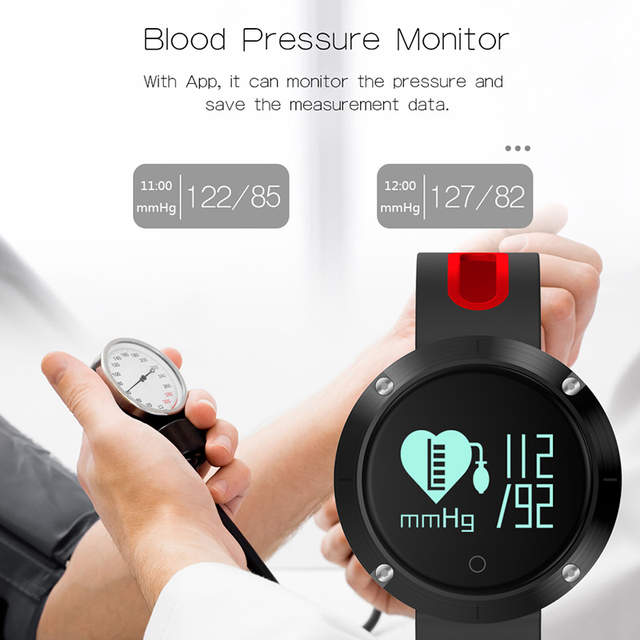 US $31 93 49% OFF|3D Accelerometer Gyroscope Monitor Smart Bracelet for  iPhone Android Heart Rate Monitor Sport Smart Watches Clock-in Lover's  Watches