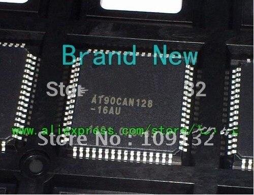 10ピース/ロットAT90CAN128 16AU at90can128 qfpオリジナルicエレクトロニクス在庫  グループ上の 電子部品 & 用品 からの 集積回路 の中 1