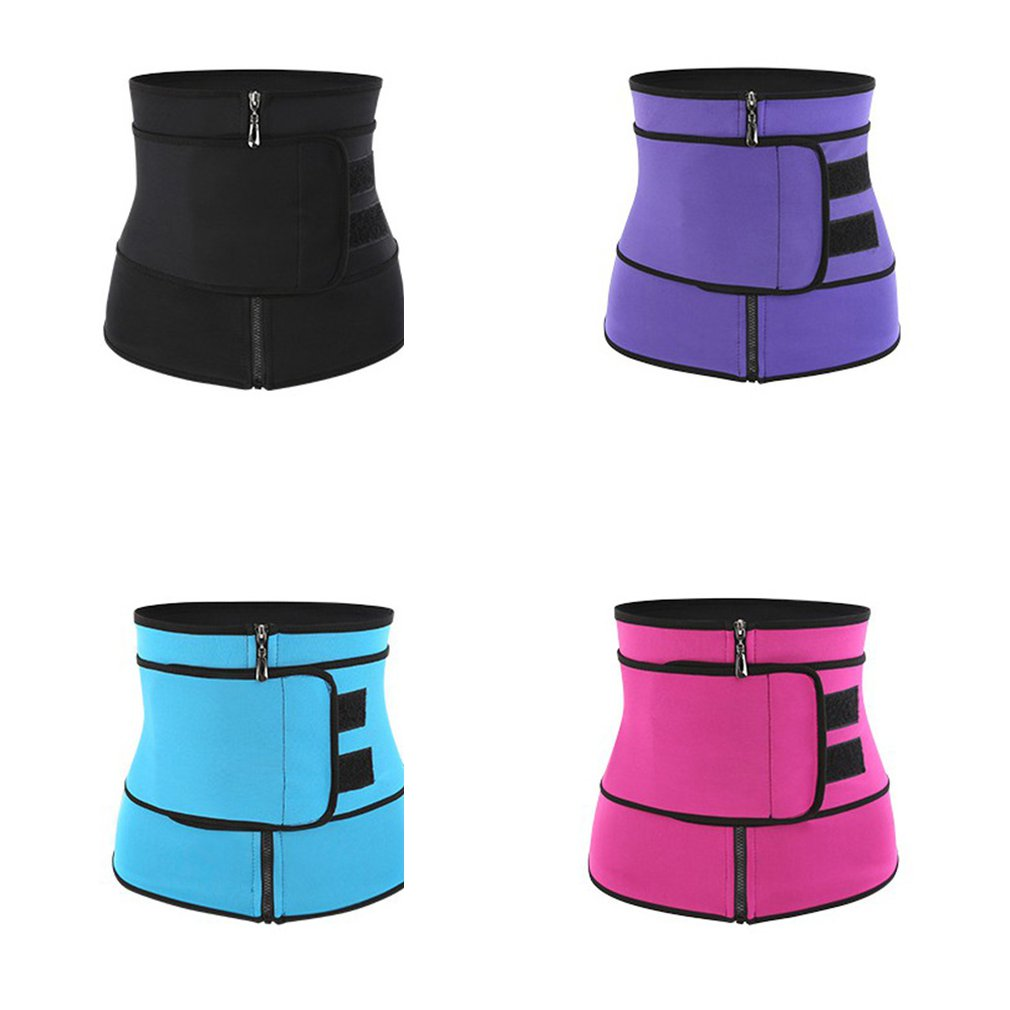 Slimming-Vest Corset Girdle Weight-Loss Female Belly-Belt Sport with for Waist-Cincher