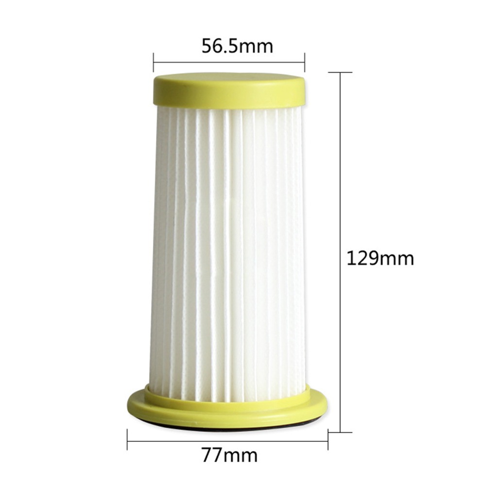 Colorful Hepa Filter Round Filters Suitable For Philips FC8250 54 FC8256 FC8257 FC8258 FC8260 FC8264 FC8270 FC8276 FC8278 FC8279