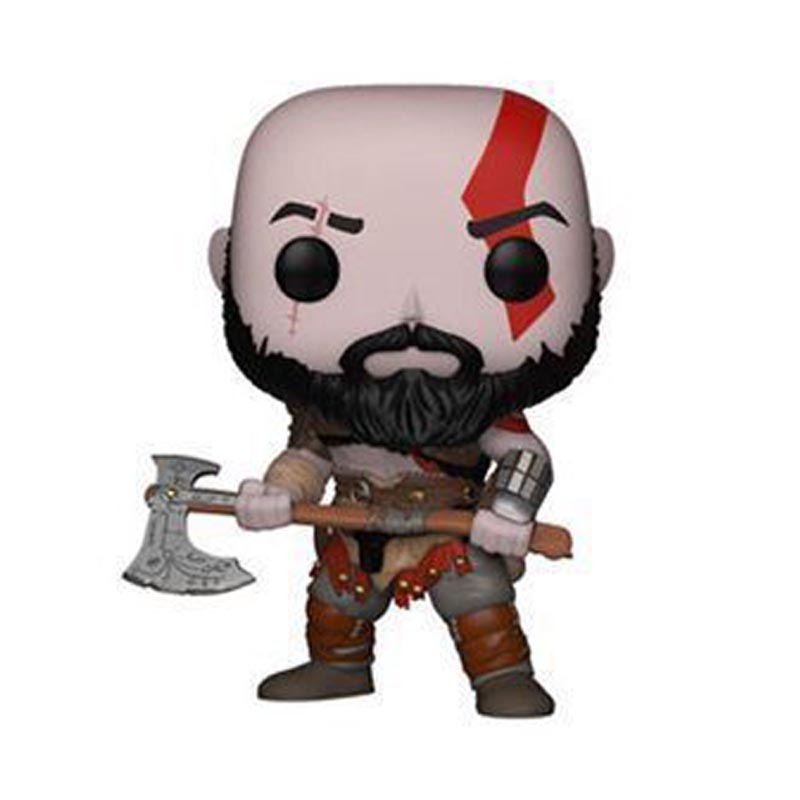 God Of War 4 Kratos Action Figures 269 Collection Model Toys 4