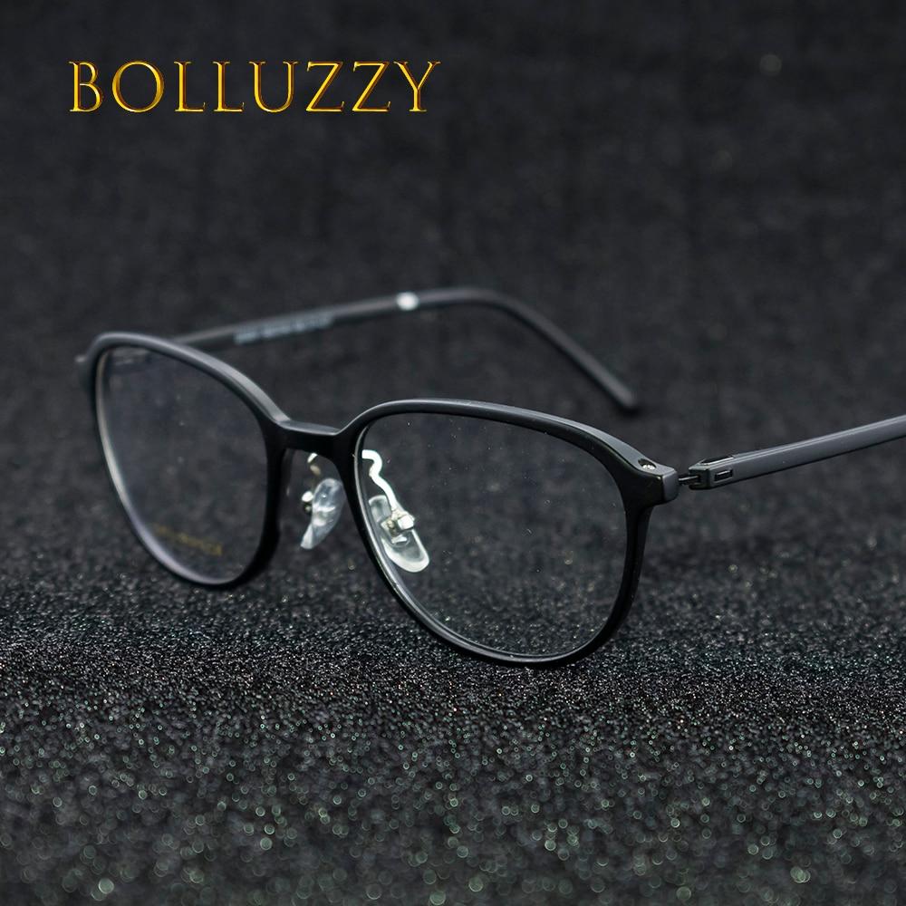Men Women's Degree Eyeglasses Frame Cat Eye Golden Eyeglasses Frame for Men Women Ultem PEI Ultra Light Eye Wear for Men Women