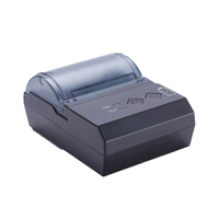 Pos 58mm bluetooth thermal mobile printer HS E20UAI portable pocket receipt printer Support android and IOS appy to pos systems