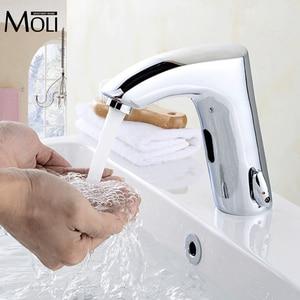 Basin Faucets Sensor Automatic