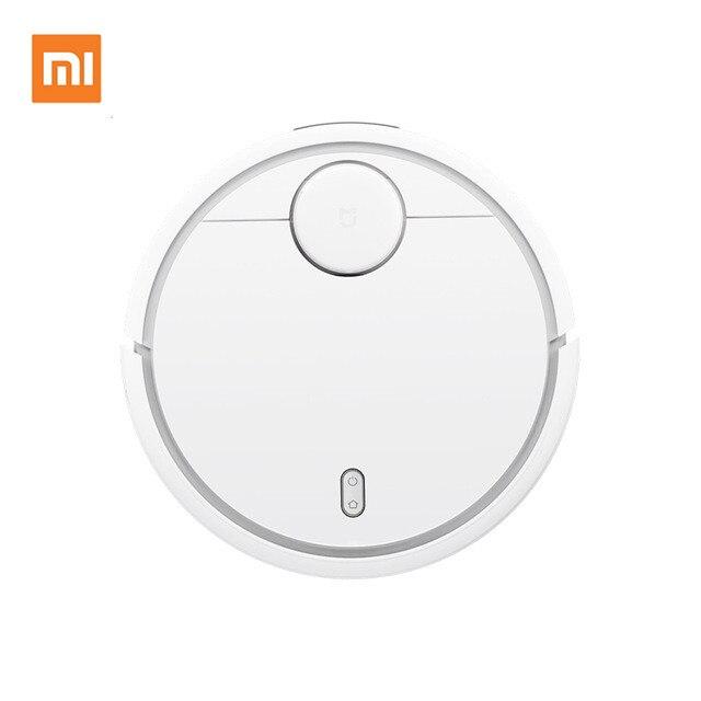 Xiaomi Norma Mijia Originale Robot Aspirapolvere Intelligente Previsto Auto Carica LDS di Scansione di Mappatura e SLAM 1800 Pa 5200 mah con APP di Controllo