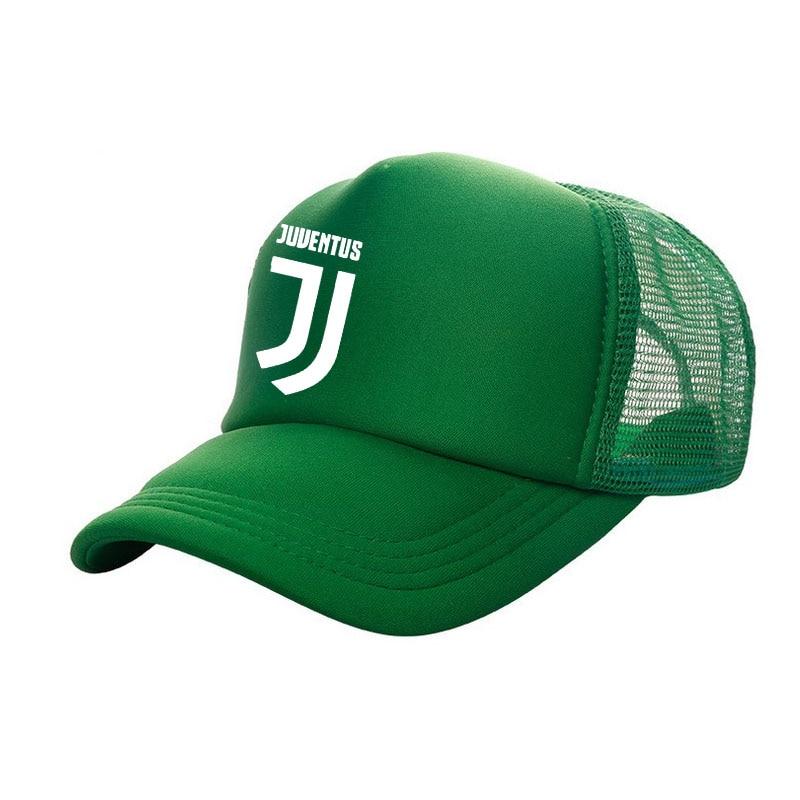 Vinyl Name hat Adult RONALDO Caps mesh meret juventus Baseball cap ... 401e18a29e5