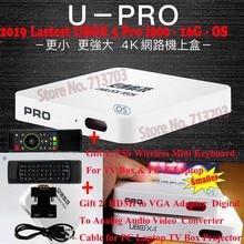 UNBLOCK IPTV UBOX 5 Pro I900 S900 Pro C800 Smart Android TV Box to VGA 4K 1000 Japan Korea Malaysia Sport Adult TV Live Channels