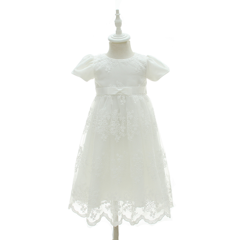 Wedding Dress To Christening Gown: Aliexpress.com : Buy A Line Baby Girl Christening Gowns