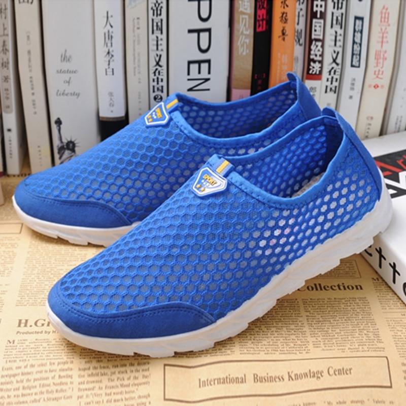 ee781ea6ac1 2018 Running Shoes Man Φτηνές Περπάτημα Ανδρικά Παπούτσια Δερμάτινα ...