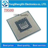 CPU Laptop Core 2 Duo T9500 CPU 6M Cache 2 6GHz 800 Dual Core Socket