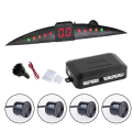 Car LED Parking Sensor Kit Display 4 Sensors 12V for all cars Reverse Assistance Backup Radar Monitor System BE-067