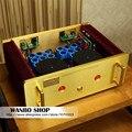 Study/Copy Dartzeel NHB108 Standard Version power amplifier HIFI AMP NO Negative feedback amplifier circuit power AMP CLASS AB
