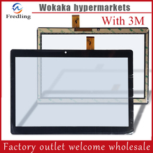 For 10.1 inch BILLOW X103 Tablet Touch Screen Digitizer Glass Panel