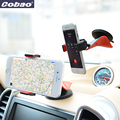 cobao The new car phone holder car phone console windshield fixed clip Universal  Rotate 360 degrees for iPhone Samsung Huawei