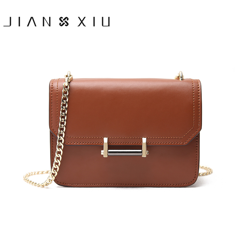 Women Messenger Bags Sac Bolsa Bolsas Bolsos Mujer Tassen Shoulder Crossbody Chain Borse Bolso 2017 New Retro Small Leather Bag flower princess crossbody bags for women embroidered nylon shoulder bags schouder tassen dames ladies messenger bolsos mujer
