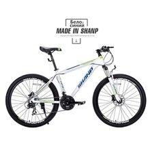 "SHANP Mountainbike Aluminium Rahmen 21/24 Gang Shimano 26 ""Rad"